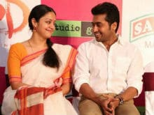 Suriya to Reveal Details of Film With Wife Jyotika This Month