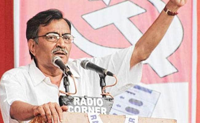 Surjya Kanta Mishra Re-Elected As CPM's West Bengal Secretary