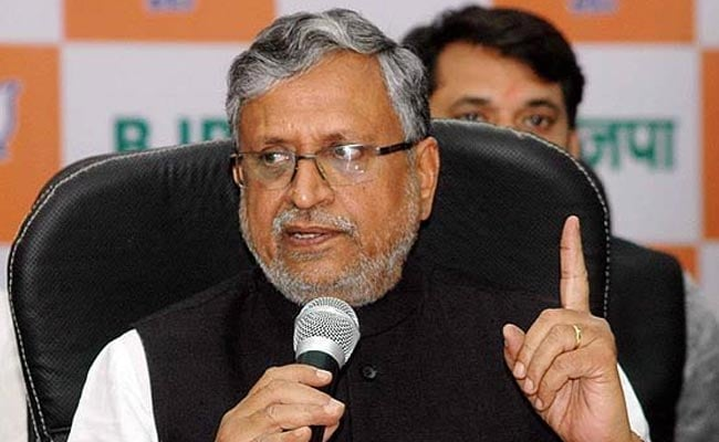 Prohibition Cannot Work Everywhere: Sushil Modi