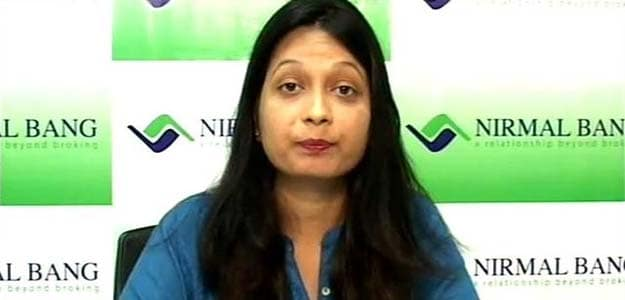 Swati Hotkar says Nifty has good support around 8,000 levels.