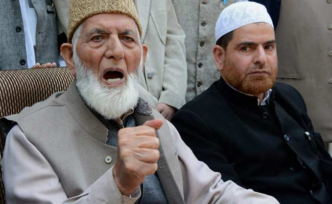 7 Kashmiri Separatists Arrested By NIA Over Allegations Of Terror Funding
