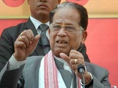 Assam Chief Minister Tarun Gogoi Questions Source Of BJP's Poll Expenses