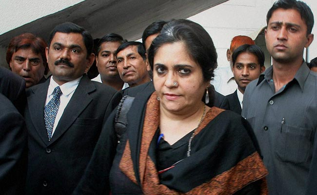 Teesta Setalvad Charged For Securing Central Aid Fraudulently For Her NGO