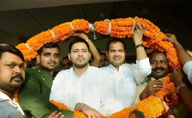 जहानाबाद उपचुनाव परिणाम 2018: तेजस्वी का 'तेज' आया काम, राजद ने जहानाबाद सीट 35036 वोटों से जीती