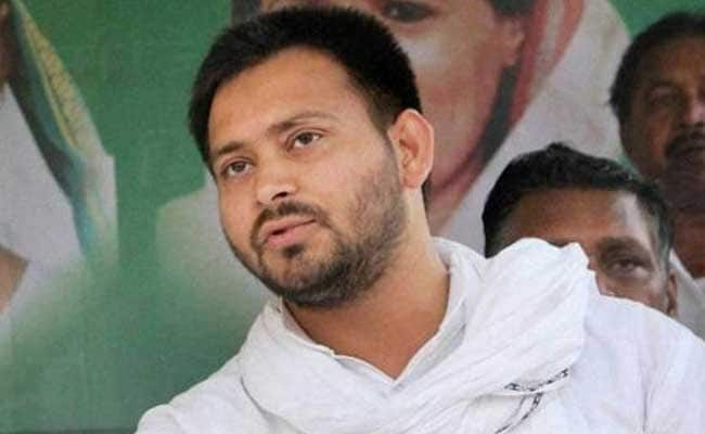 Railway Hotel Scam Case: Tejaswi Yadav Appears Before CBI