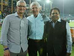 Apple सीईओ टिम कुक ने IPL मैच देख कहा, 'ऐसी चीज़ पहले कभी नहीं देखी'