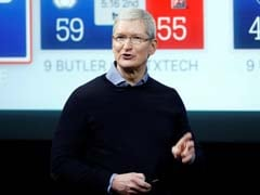 Apple's Cook Said To Unveil Maps Center, Meet Modi On India Trip