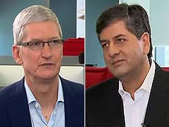 Apple's Tim Cook: 'India Has Bright Future, Here For A Thousand Years'