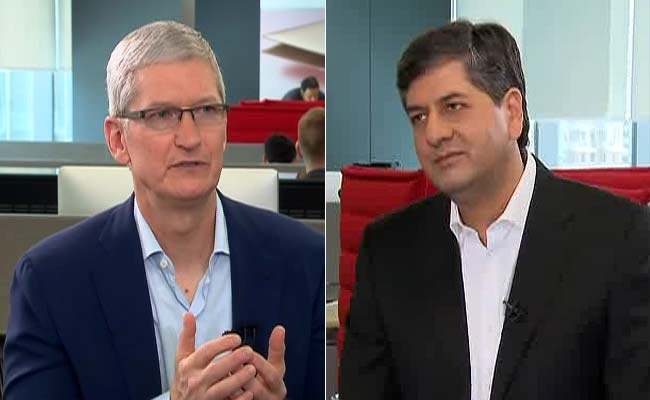 I Interviewed Tim Cook. Here's What Apple Will Need To 'Get' India.