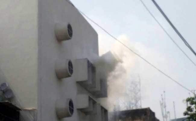 Fire At Times Of India Office In Central Delhi, Building Evacuated