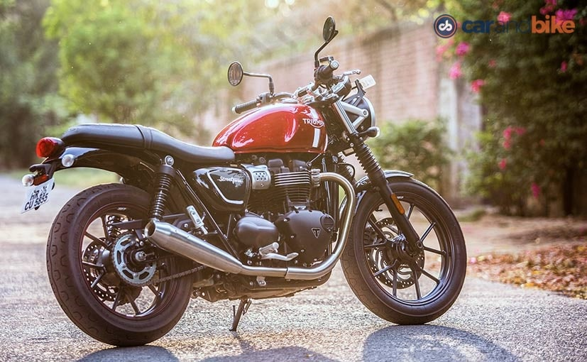 Triumph motorcycles has issued a recall for certain Bonneville models in the US