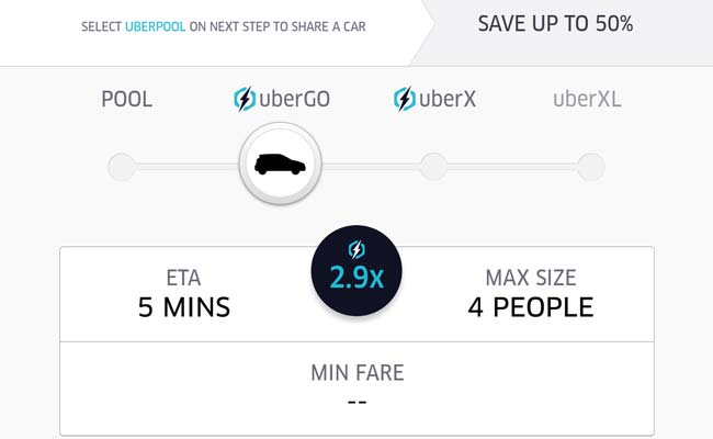 Uber Brings Back Surge Pricing In Delhi, Chief Minister Warns Of Strong Action