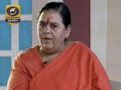 Ganga To Be Among World's Cleanest Rivers In 2 Years, Promises Uma Bharti
