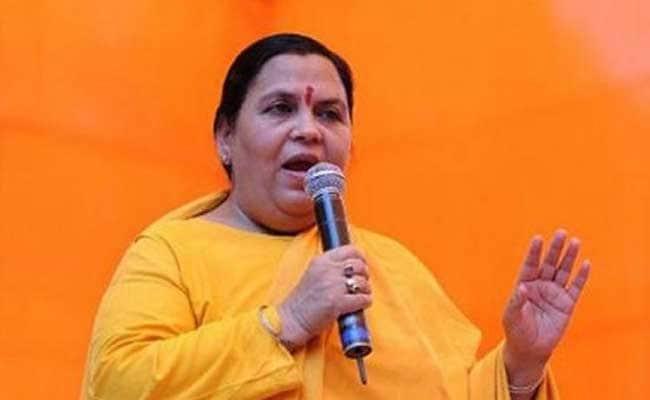 यूपी के मुख्यमंत्री के रूप में योगी आदित्यनाथ के भविष्य पर क्या कहा केंद्रीय मंत्री उमा भारती ने...
