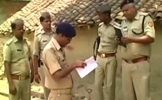 15-Year-Old Girl Gang-Raped, Murdered Body Hung From A Tree In Up-1064