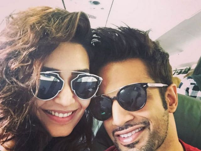 No, No. Upen Patel, Karishma Tanna 'Aren't Splitting Up' After All
