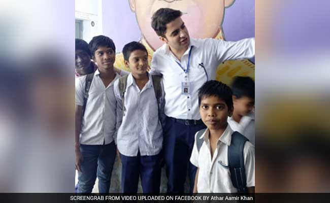 Meet Athar Aamir-ul-Shafi Khan, 2nd Rank Holder In UPSC Exams