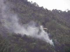 2 More Die In Forest Fire In Uttarakhand, Rains Brings Some Relief