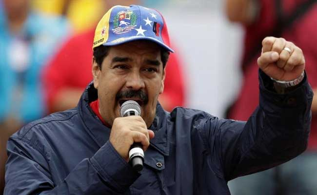 Venezuelan General Tells Military To'Rise Up Against Nicolas Maduro Regime