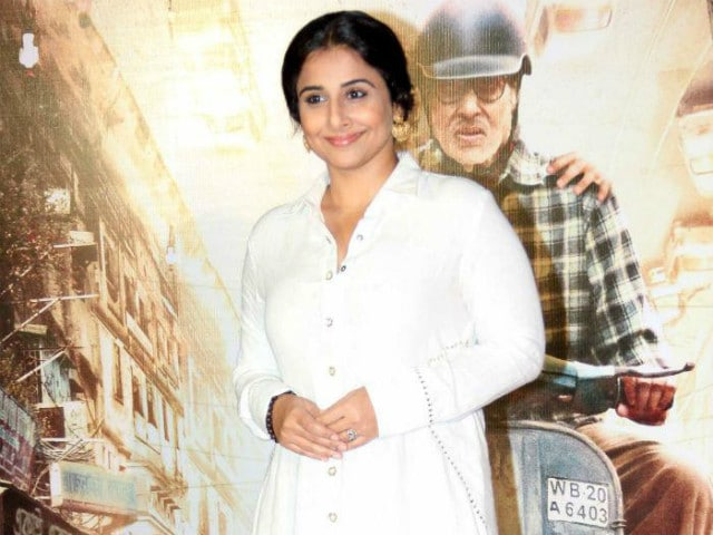 Vidya Balan 'Would Love To Be Directed' By Her Brother-in-Law