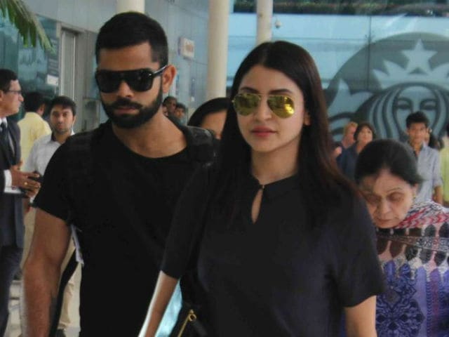 This Pic Of Anushka And Virat Together Is Making Fans Very Happy