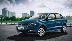 Volkswagen Ameo Launched in India; Prices Start at Rs. 5.14 Lakh