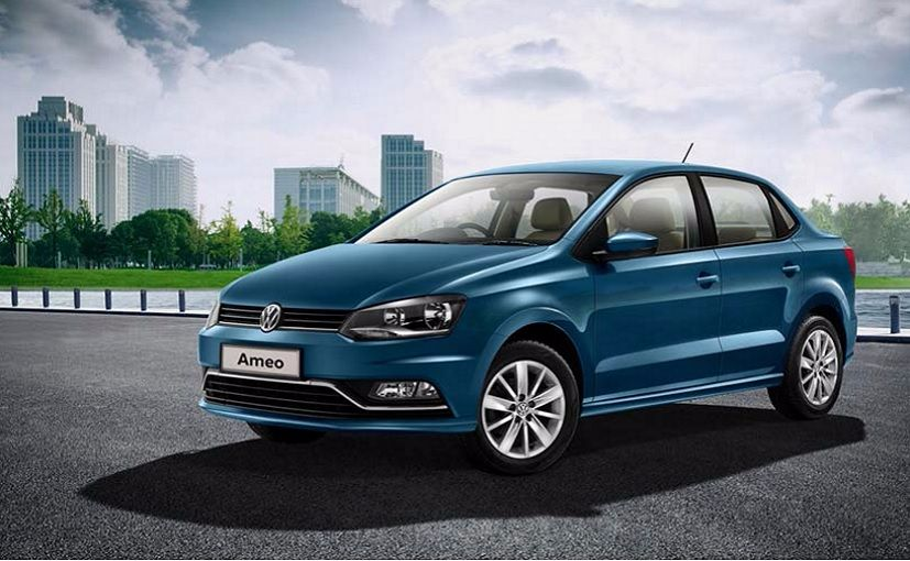 Volkswagen Ameo Launched In India Prices Start At Rs 5 14 Lakh