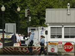 Secret Service Officer Shoots And Wounds Man Outside White House