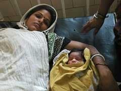 Woman Being Rushed To Hospital Delivers Baby In Delhi Police PCR Van