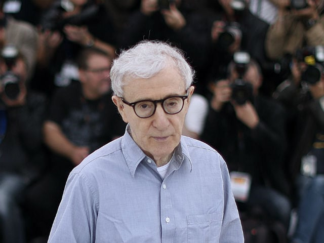Cannes 2016: Woody Allen Dismisses Rape Joke