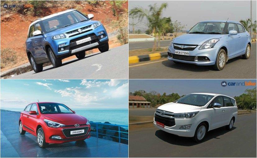 August 2016 Car Sales: Maruti Suzuki Achieves Sales Growth Of Over 12% Led By Vitara Brezza And Ciaz