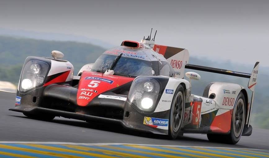 2016 le mans 24 hours heartbreak for toyota ndtv carandbike for Garage automobile le mans