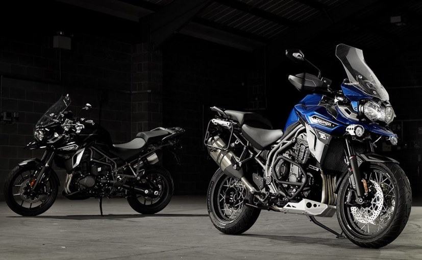 Exclusive: Triumph India to Launch 2016 Tiger Explorer Series This Festive Season