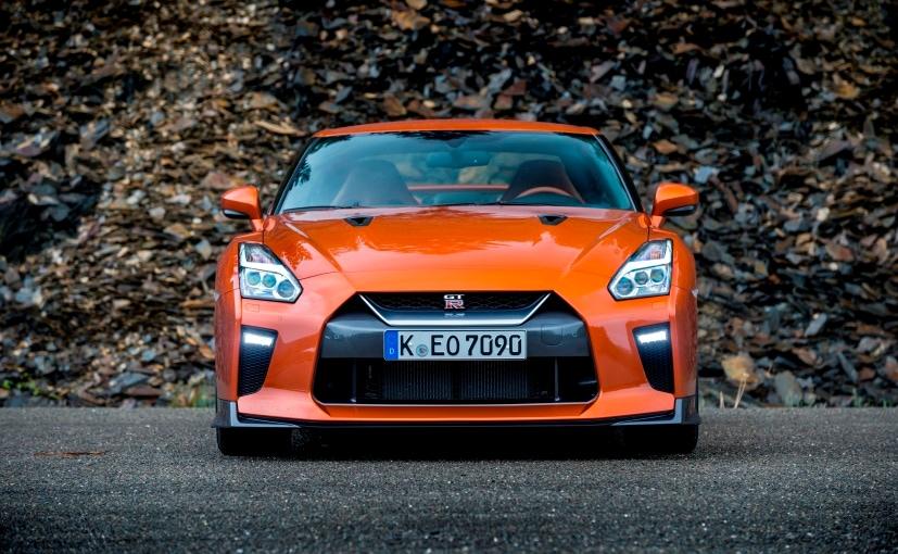 2017 Nissan GT-R Track Performance