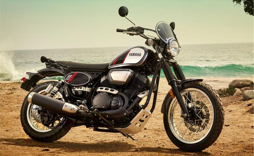 2017 Yamaha SCR950 Scrambler Revealed