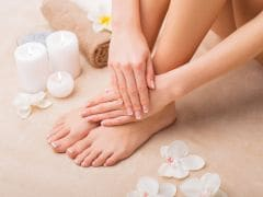 4 Kitchen Ingredients You Can Use to Protect Your Feet During Monsoons