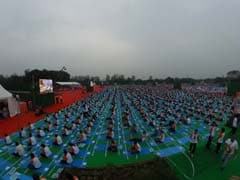 360 Degree View: International Yoga Day Celebrations In India