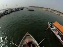 360 Degree View Of 'Sangam' At Allahabad