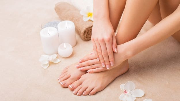 How to Do Pedicure at Home with Natural