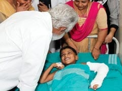 BJP Accuses Left Of Attacking 7-Year-Old Child Of Party Worker In Kerala