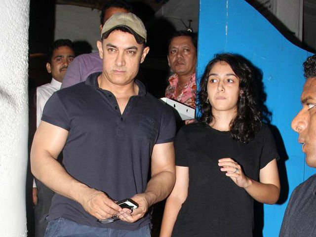 Protective Father Aamir Khan's Diktat For Daughter Ira's Euro Trip