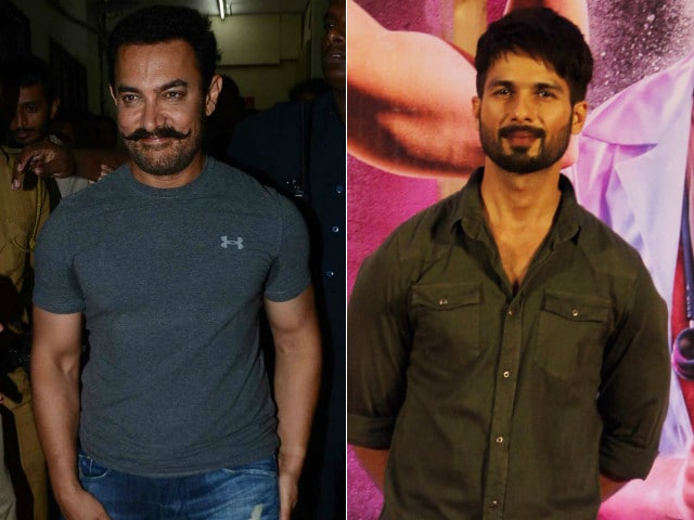 Watch Udta Punjab in Theatres: Say Aamir, Shahid After Film is Leaked