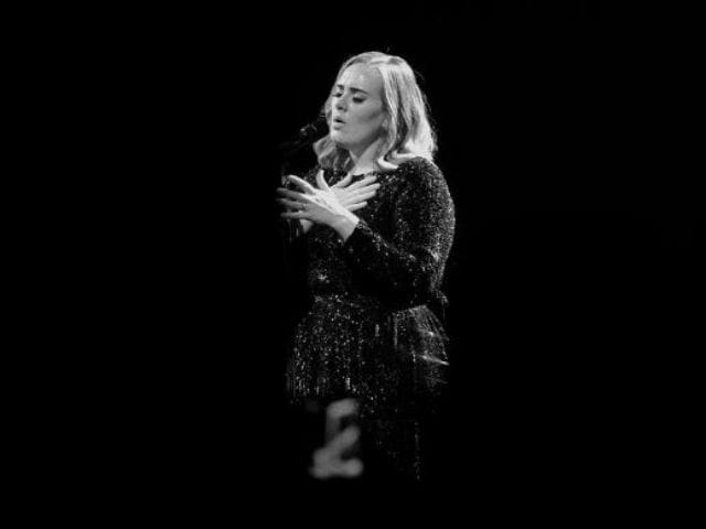 Adele Dedicates Concert to People Who Died in Orlando Shooting