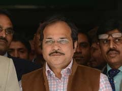 Adhir Ranjan Chowdhury Named Leader Of Congress In Lok Sabha