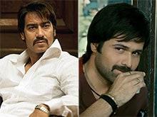 <I>Once</i> Again: Emraan Hashmi to Work With Ajay Devgn in <I>Baadshaho</i>