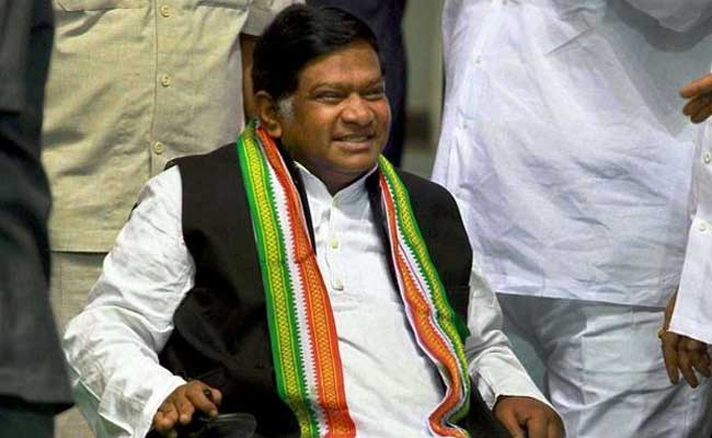 'Happy With Results As BJP Is Losing': Ajit Jogi