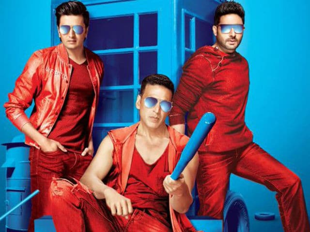 Today's Big Release: Akshay Kumar's Housefull 3