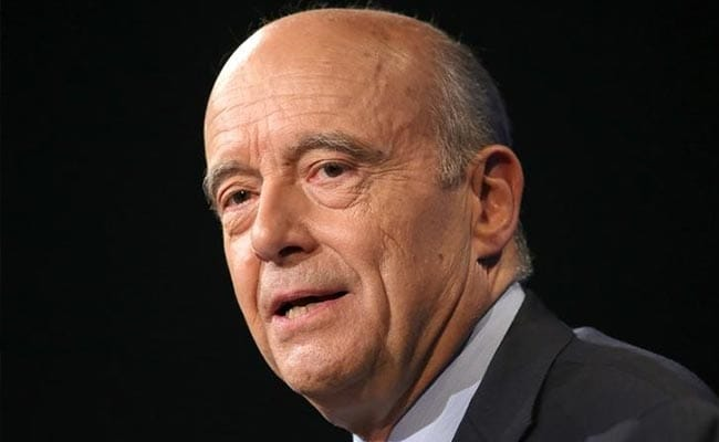France's Alain Juppe Calls For Referendum On A New EU Project