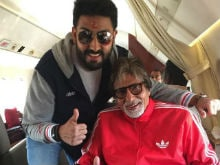 Amitabh Bachchan's Advice to Abhishek When His 'Films Don't Work'