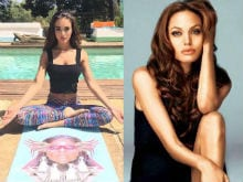 Amy Jackson Adopts Angelina Jolie's Workout Regime for <i>2.0</i>